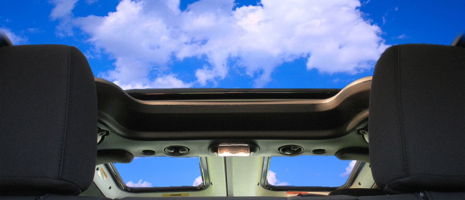 JeeTops™ sunroof