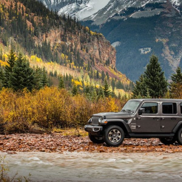 The Jeep We Purchased: Front Panels, Back Panel Or The Full Monty